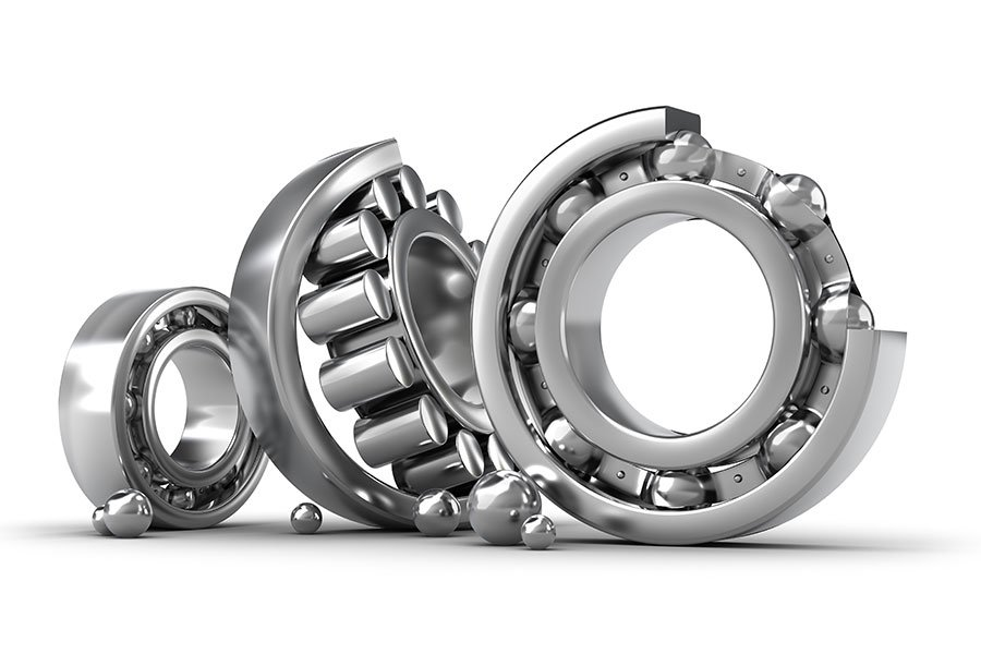 Bearings and Free Wheels