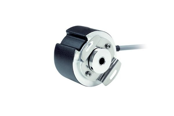 Encoders incrementais com furo