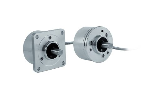 Encoders Incrementais Magneticos com Veio