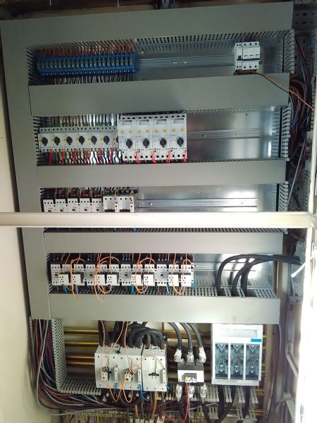 Barranca - Electrical Board - After the intervention