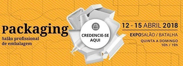 Credenciação PACKAGING Abril 2018