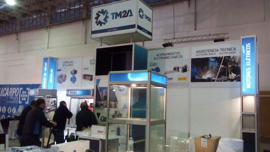 TM2A na PACKAGING - Montagem
