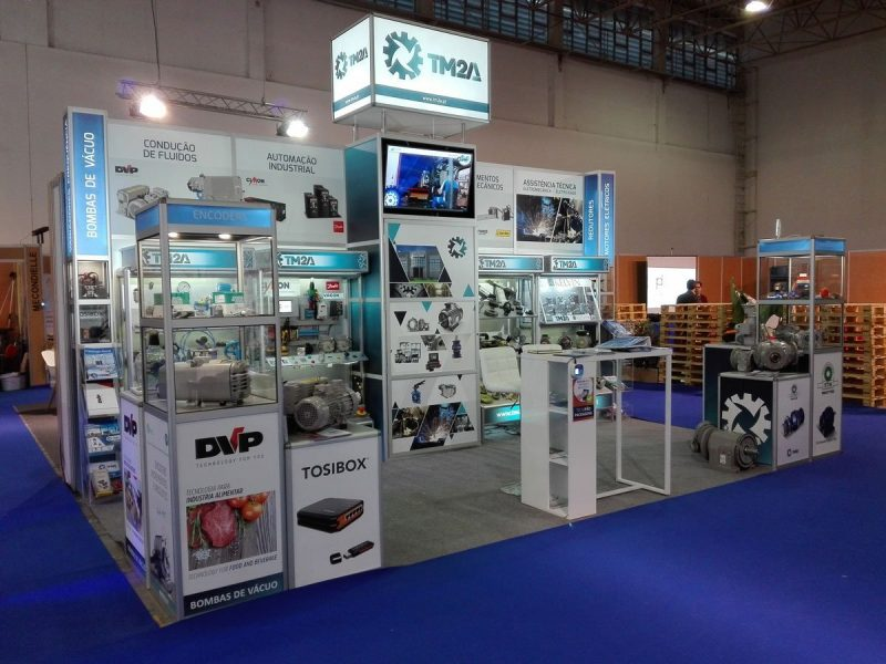 Stand TM2A na PACKAGING Abril 2018