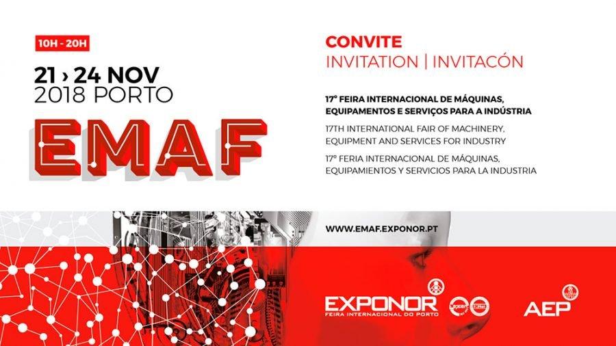 Convite EMAF 2019