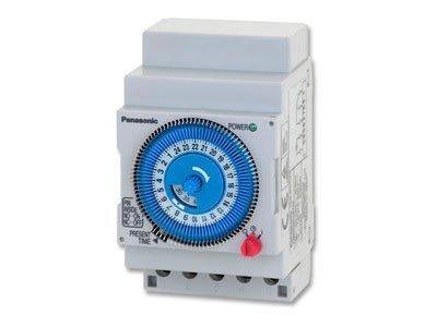 Panasonic: interruptores de tempo