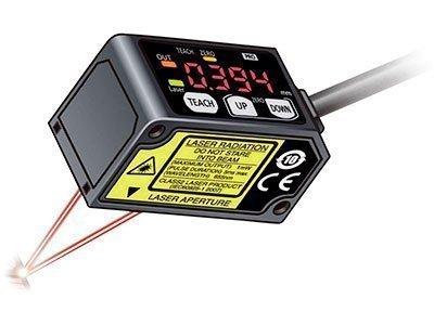 Panasonic: Sensores fotoelétricos, Sensores a laser