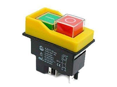 Interruptor Eletromagnético KJD17FT-16