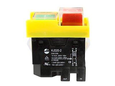 Interruptor Eletromagnético KJD20-3F