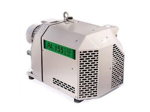 Bombas e compressores de lóbulos de garras - PA.155
