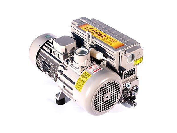 Bombas Rotativas de palhetas lubrificada - LC.60WR