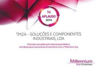 TM2A - Certificado APLAUSO 2019