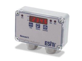 Modelo painel SMART-P - Controlador de célula de carga