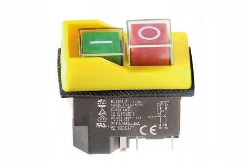 Interruptores KEDU