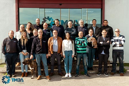 TM2A Team